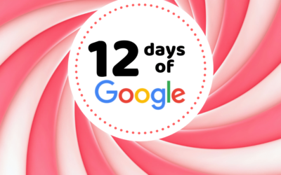 12 days of Google