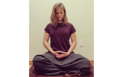 Impermanence, vulnerability and slowing down: Lessons from meditation