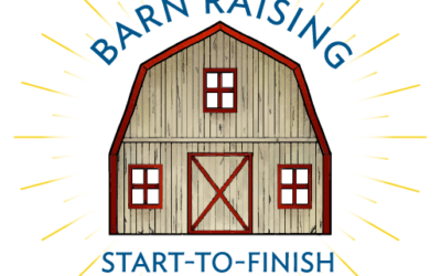 January 2021 6-8 Barnraising Schedule