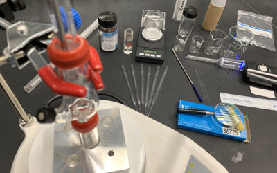 Insights from UAF's new online organic chemistry labs