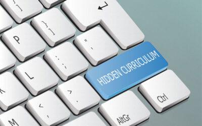 """Unlocking your """"hidden curriculum"""" to help high schoolers"""