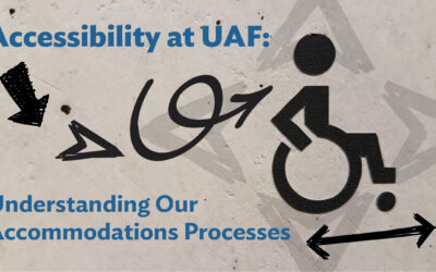Accessibility at UAF: Understanding Our Accommodations Processes