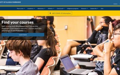Communicating to students as UAF adopts Canvas